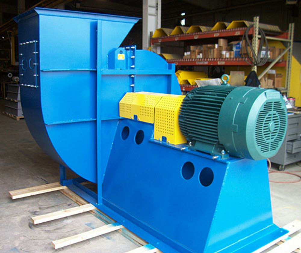 Radial Tip Series Centrifugal Fan Tomball Waller