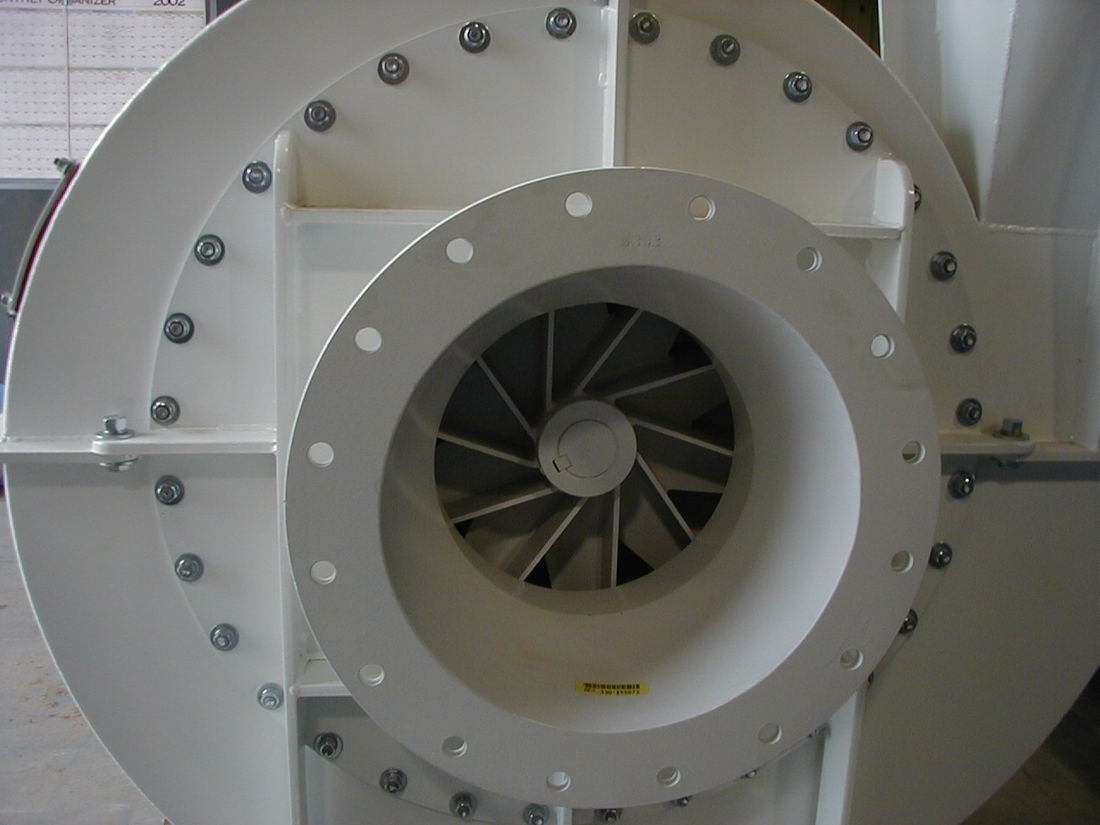 Radial High Pressure Blower : Turbo radial open wheel high pressure blower southside
