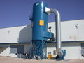 CLICK OUTSIDE TO CLOSE<BR> Reverse Flow Baghouse Dust Collector for Wood Processing